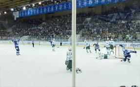 HC Dynamo Moscow - interactive spherical panorama