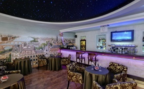 V temnote?! Restaurant - interactive 360 panorama